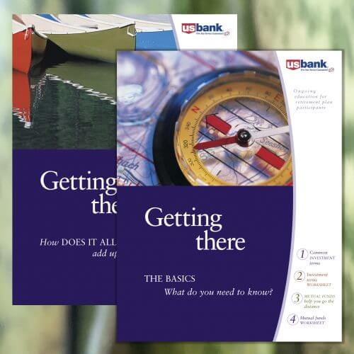 Bank booklets